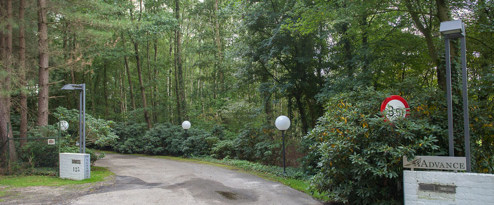 Kantoorvilla De Vlashof Veldhoven